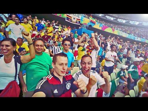 Best 2014 World Cup Brazil Moments by freekickerz
