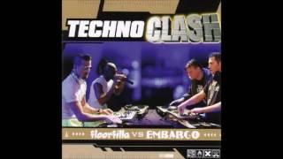 techno clash intégrale floorfilla embargo 2002