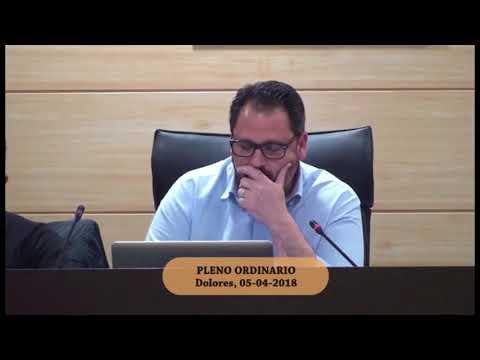 Contestación del Alcalde, José Joaquín Hernández a la oposición