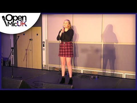 EMILY SKILLETT at Birmingham Open Mic UK Music competition