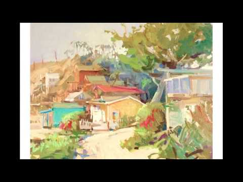 Art Chats With Linda Fisler Committing to an Artistic Life