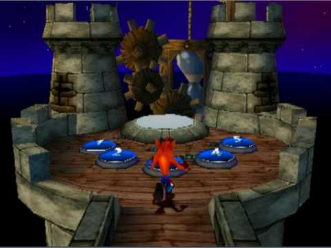 Play crash bandicoot 3 warped sony playstation game online.