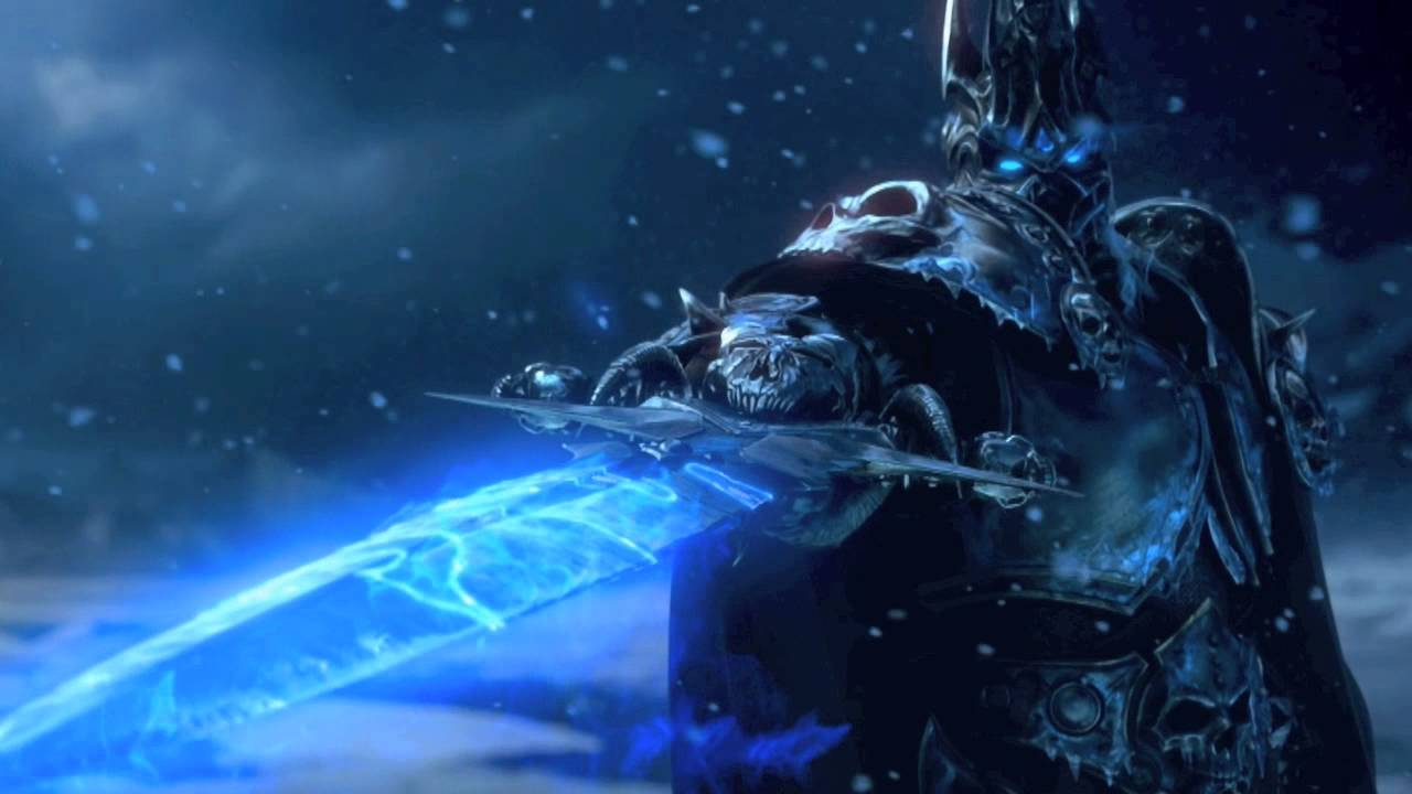World Of Warcraft Animated Wallpaper World Of Warcraft Wrath Of The Lich King Cinematic