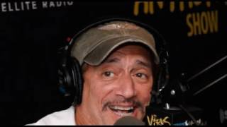 Anthony Cumia Gets Rid of His Goatee