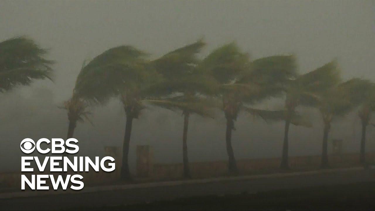 Puerto Rico, Virgin Islands brace for Tropical Storm Karen