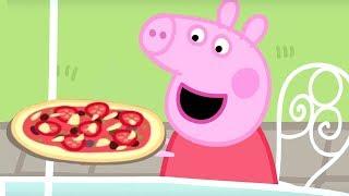 Peppa Pig En Español Completos La Comida Compilación De 2019 Dibujos Animados