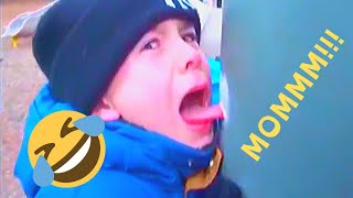 Epic Kid Fails!!! Bet you can't watch this without laughing!