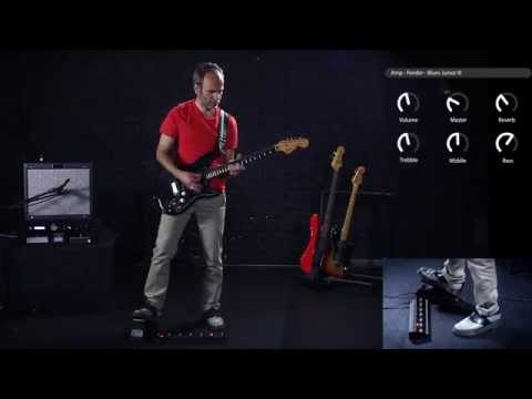 Rig Master & Fender Blues Junior