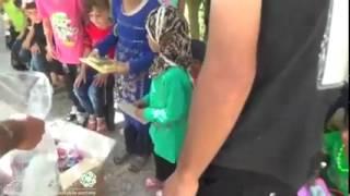Geschenke für die Waisenkinder zum Ramadanfest 17 07 2015