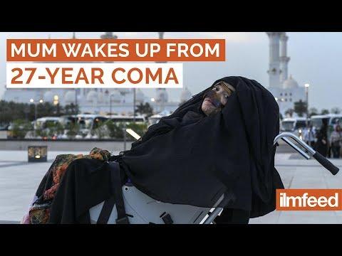 Torrez Harris - Mom Wakes From 27 Year Coma