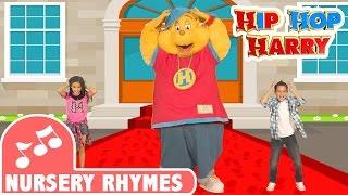 Head, Shoulders, Knees And Toes | Nursery Rhymes | From Hip Hop Harry