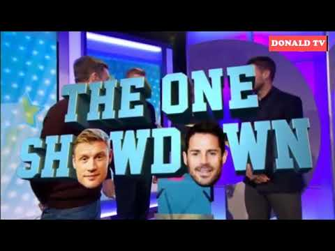 BBC The One Show 23/01/2019 Freddie Flintoff and Jamie Redknapp