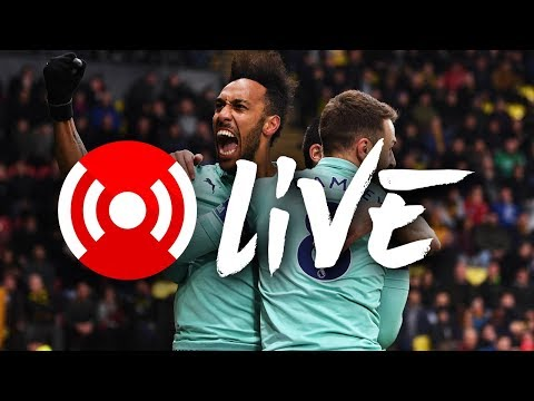 Watford 0 - 1 Arsenal   Arsenal Nation Live Analysis