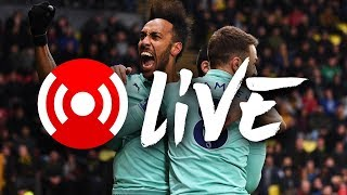 Watford 0 - 1 Arsenal | Arsenal Nation Live Analysis
