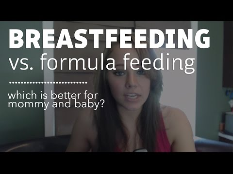 Download Youtube: Breastfeeding vs. Formula Feeding (What All Moms Need to Know)