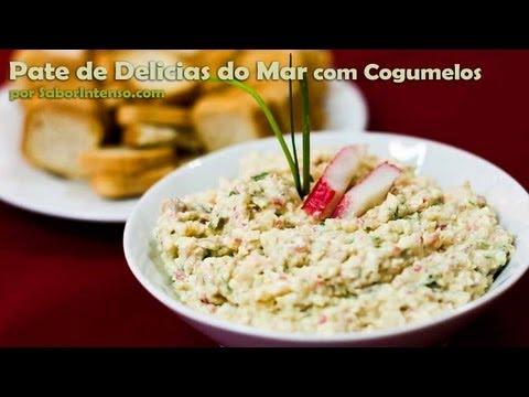 pasta delicias do mar