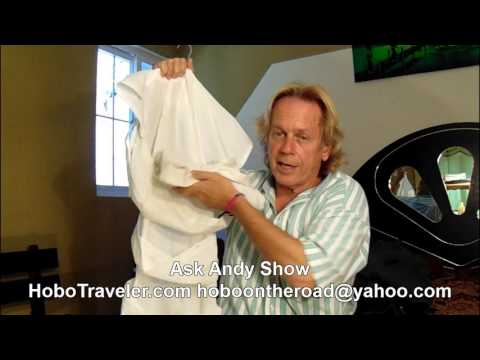 Gean Asked, Do I Roll or Fold Clothes to Pack Travel Bag? #travel
