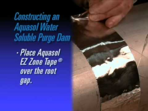 Aquasol - Water Soluble Purging Materials