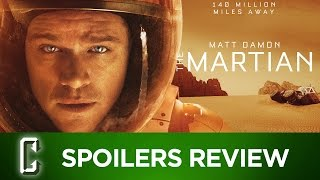 The Martian Spoilers Review