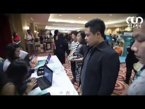 FLASHCOMM EVENT - DULUX CF14 Video Computer