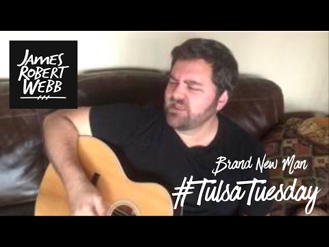 James Robert Webb - Brand New Man (Brooks & Dunn acoustic cover)