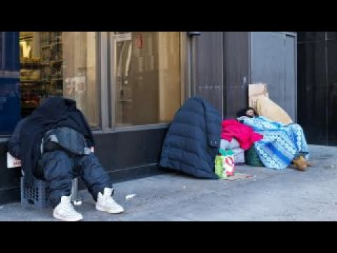 Manhattan apartment prices hit record highs as homelessness increases