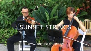 Sunset Strings - Signed Sealed Delivered