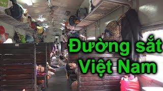 ዦ 81 ዣ Прибытие в Сайгон. Вьетнамские железные дороги
