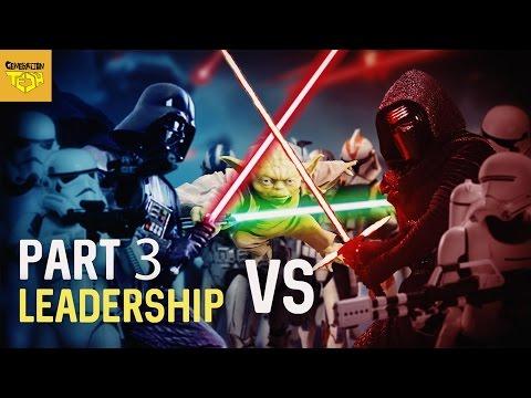 FIRST ORDER VS CLONE TROOPERS VS STORMTROOPERS (LEADERSHIP) PART 3