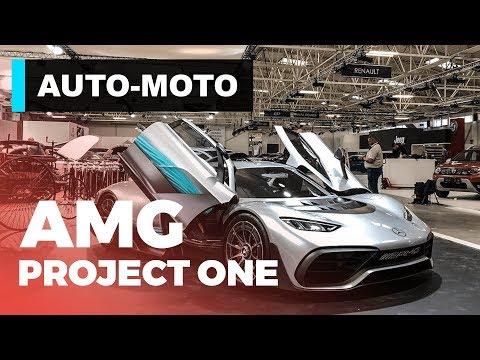 Jedinečný Mercedes za milióny. Nájdeš ho v Bratislave | AMG Project ONE