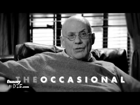 James Ellroy for Funny or Die's Magazine