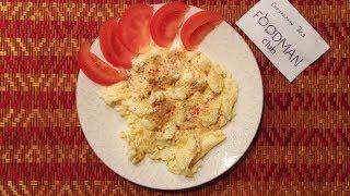 Яичница по-американски: рецепт от Foodman.club