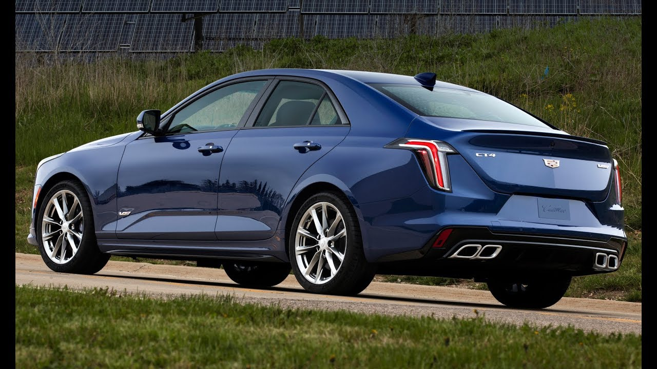 2020 Cadillac Ct4 V Ct5 V And Ct6 V All New Luxury Sports