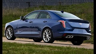 2020 Cadillac CT4 V, CT5 V and CT6 V – All new Luxury sports sedans