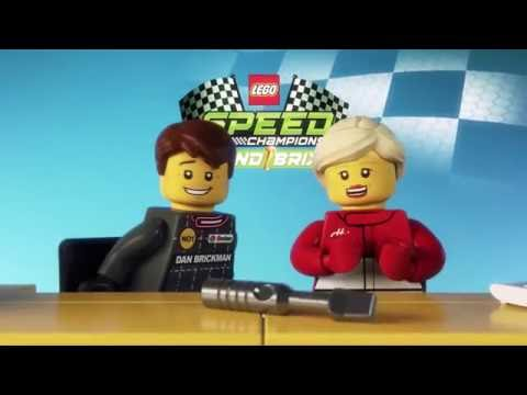 LEGO® News Show׃ Episode 7   LEGO Speed Champions