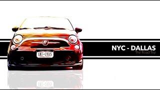 NYC-DALLAS: The Road Trip