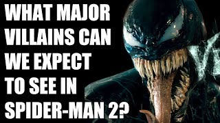 What Major Villains Can We Expect To See In Spider-Man 2?