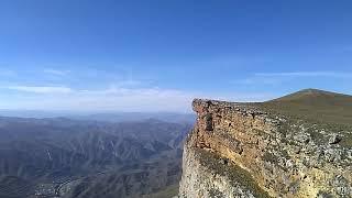 Прогулка по хребту Лес над селом Танты, панорамное видео | туризм в Дагестане