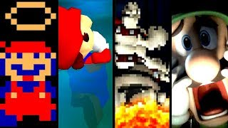 Top 10 Times Super Mario Characters REALLY DIED (1981-2018)