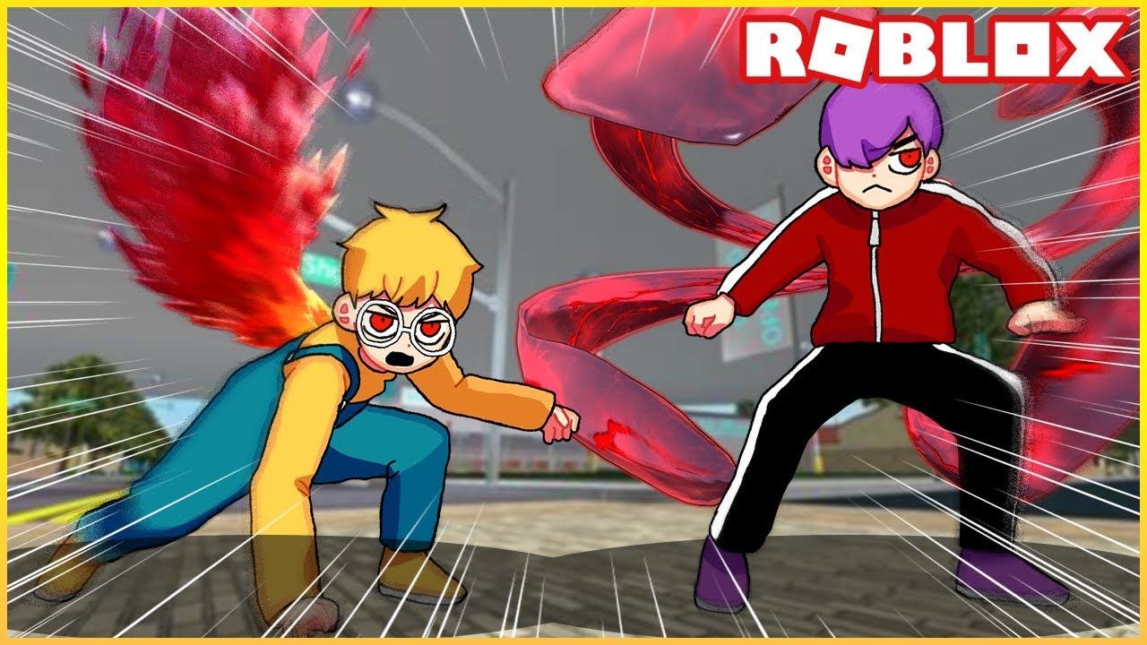 도쿄구울이 로블록스에!? 꼬리달린 괴물이 되어보았다 | 로블록스 도쿄구울 | 케빈 | Roblox