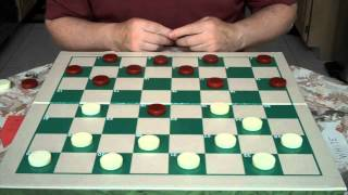 BRILLIANCIES IN CHECKERS AND DRAUGHT