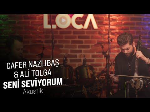 Cafer Nazlıbaş Ft. Ali Tolga - Seni Seviyorum ( أحبك ) Akustik
