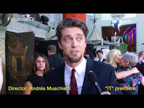 Director: Andrés Muschietti at the