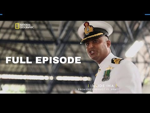 Inside Indian Naval Academy - Independence Day Special