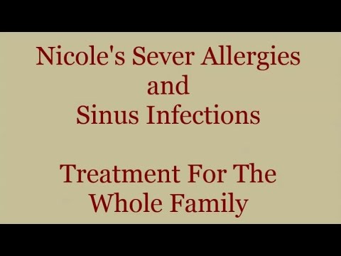 Acupuncture for Seasonal Allergies and Sinus Infections