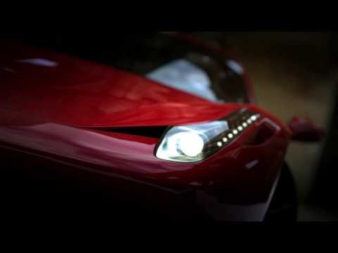 GRAN TURISMO 5 'Ferrari 458 Italia' Tribute Trailer 720p HD