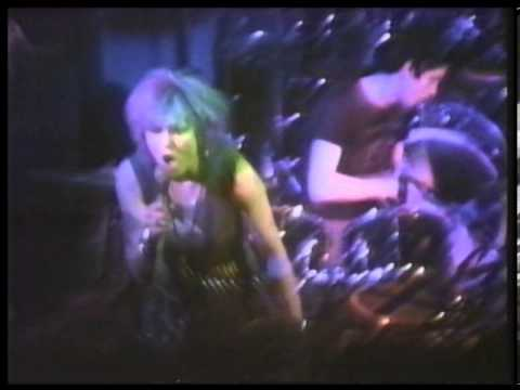 Vice Squad - Out Of Reach - (Live at the Warehouse, Preston, UK, 1982)