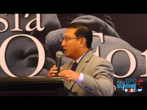 Asia BPO Summit - Dan Reyes