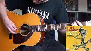 Kurt Cobain - Burn the Rain (Guitar Cover)