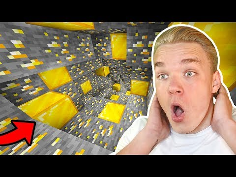 Odkryłem NIESAMOWITĄ KOPALNIE W Minecraft!